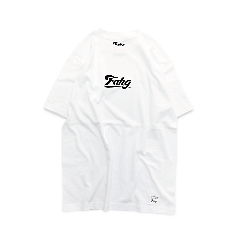 Og Logo16 T-shirt [White]