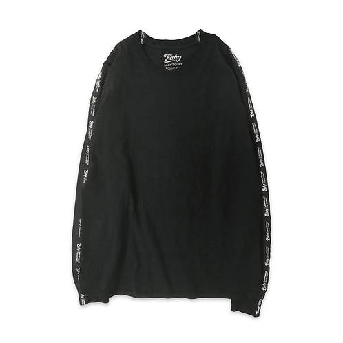 Og Logo 17 Tape Long Sleeve T-shirt [Black]