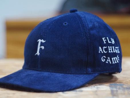 FAHG CORDUROY CLASSIC LOW CAP
