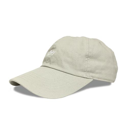 Og Logo 16 Cotton Twill Low Cap [Beige]