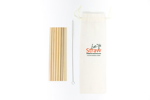 Pack Mix Straw 6