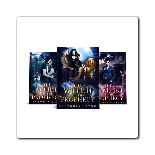 The Prophecy Trilogy Magnet