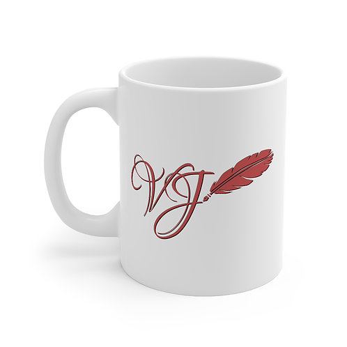 Victoria Jayne Logo Mug 11oz