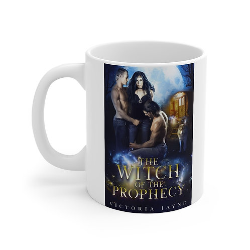 The Witch of the Prophecy  Mug 11oz