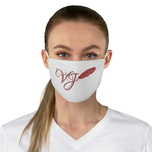 Victoria Jayne Logo Fabric Face Mask