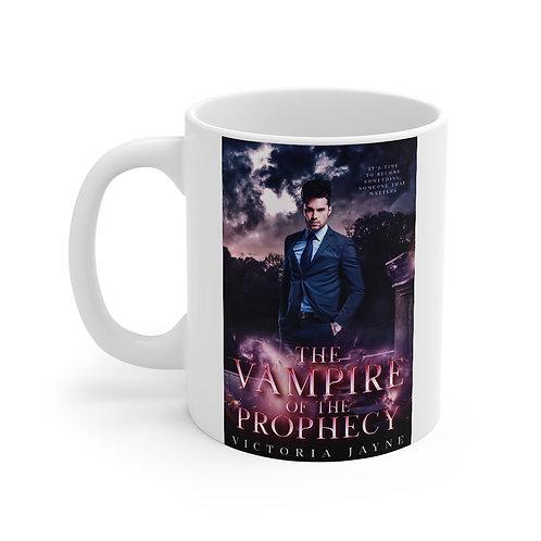 The Vampire of the Prophecy Mug 11oz