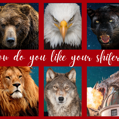 Which Shifters Are Your Favorite?