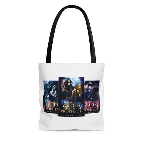 The Prophecy Trilogy Tote Bag