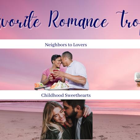Favorite Romance Trope