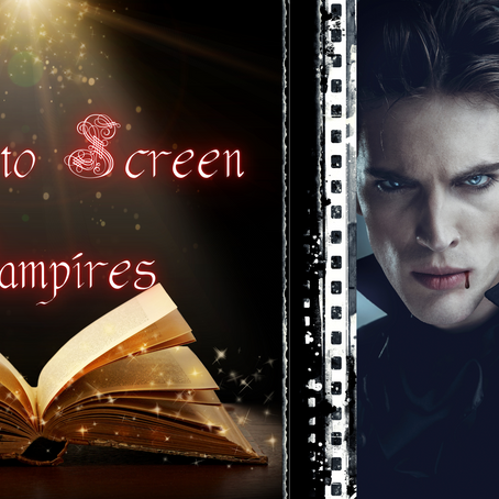 Book to Screen Vampires