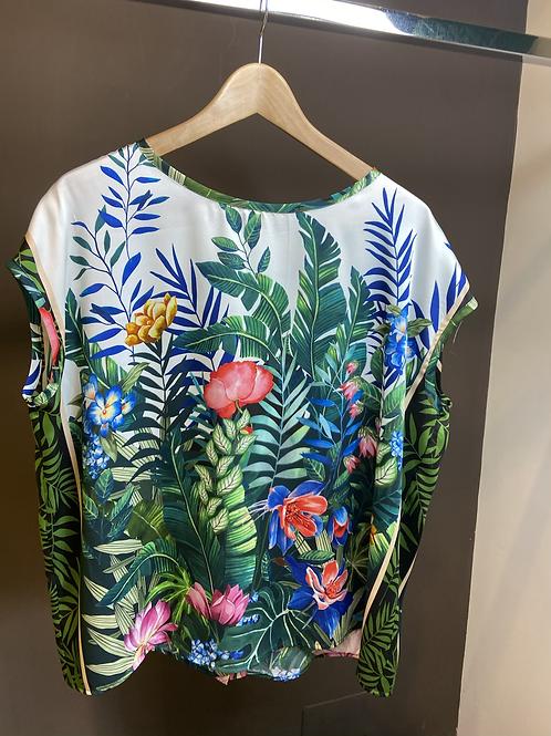 Vicolo - Blusa stampa florale