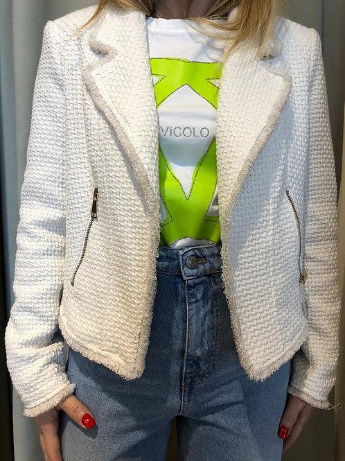 Angela Davis - Giacchina tipo Chanel
