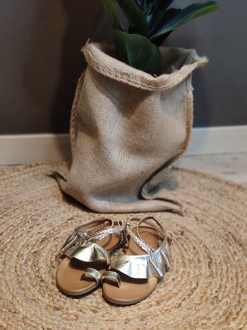 Ovyé - Sandalo in pelle