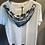 Thumbnail: Vicolo - T-shirt con foulard a bandana