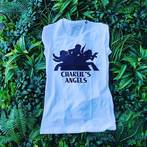 "My t-shirt - T-shirt ""charlie's angels"""