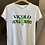 Thumbnail: Vicolo - T-shirt stampa tropicale