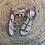 Thumbnail: Ovyé - Sandalo con borchie