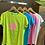 Thumbnail: Angela Davis - T-shirt stella brillantini