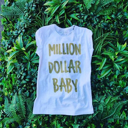 "My t-shirt - T-shirt ""million dollar baby"""
