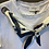 Thumbnail: Vicolo - T-shirt con foulard a nodo
