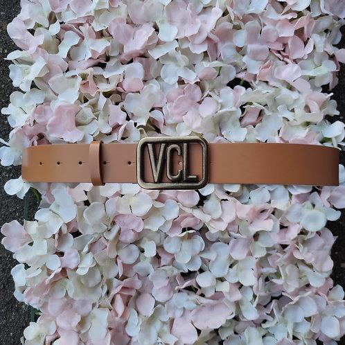 Vicolo - Cintura con logo