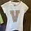 """Thumbnail: Vicolo - T-shirt lettera """"V"""""""