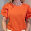 Thumbnail: Angela Davis - T-shirt con galetta intinta unita