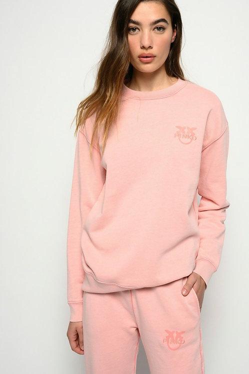 Pinko - Felpa in cotone organico