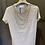 """Thumbnail: Vicolo - T-shirt """"VICOLO"""" con collana"""