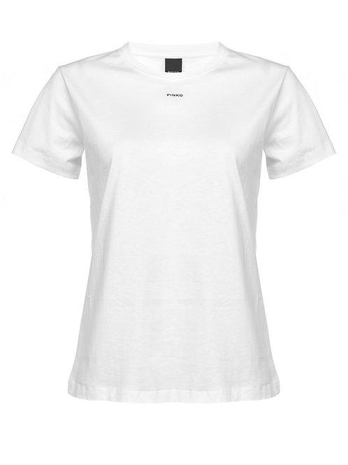 Pinko - T-shirt con micro logo pinko