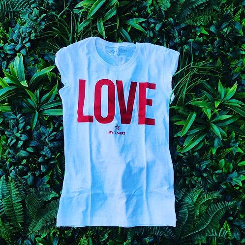 "My t-shirt - T-shirt ""love"""