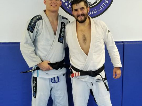 Our New Black Belt - Robert Howell