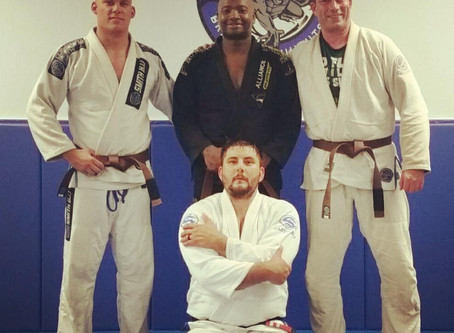 Our New Brown Belts!