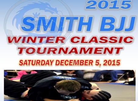 Smith BJJ Winter Tournament - 2015