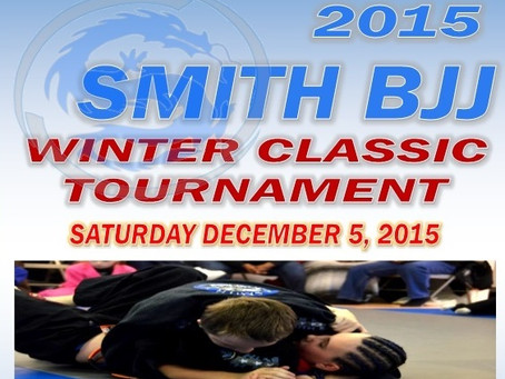 Smith BJJ Winter Tournament - 2015