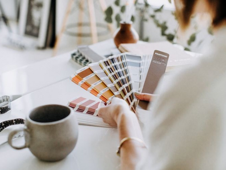 Building Your Beauty Business: Choosing Brand Colors