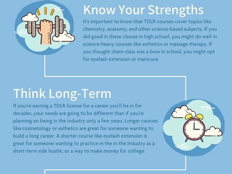 TDLR Courses: A Guide to Choosing the Best Course For You [Infographic]
