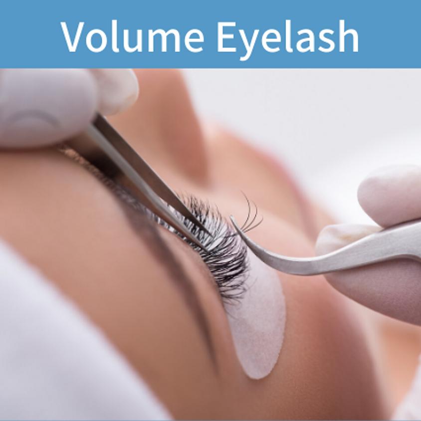 Volume Eyelash Extension Advanced Class