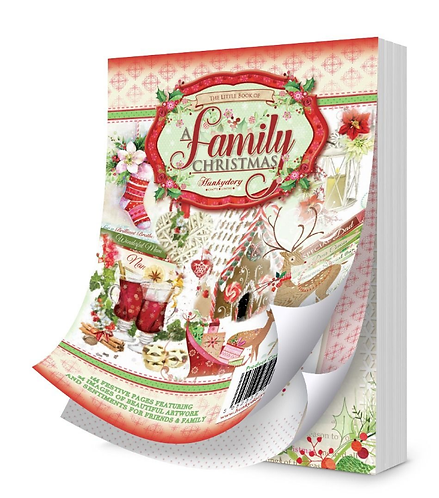 The Little Book of A Family Christmas