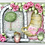 Thumbnail: Cottage Lifestyle Cling Stamp Set