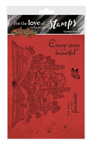 Garden Stories A6 Stamp Set