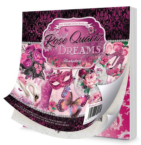 The Square Little Book of Rose Quartz Dreams
