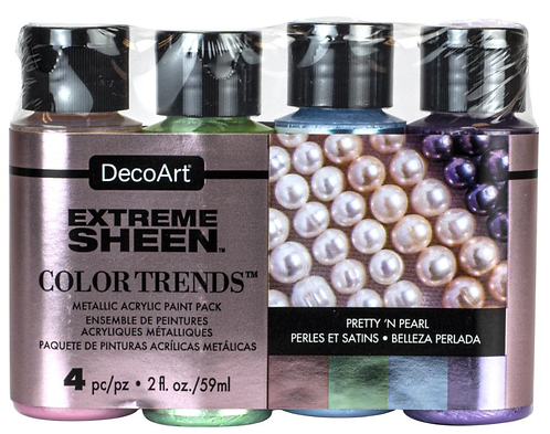 Color Trends - Extreme Sheen - Pretty N Pearl
