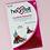 Thumbnail: Candlelit Poinsettia Cling Stamp Set