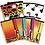 Thumbnail: Twilight Safari Acetate Easel Card