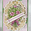 Thumbnail: Sweet Magnolia Bouquet Cling Stamp Se