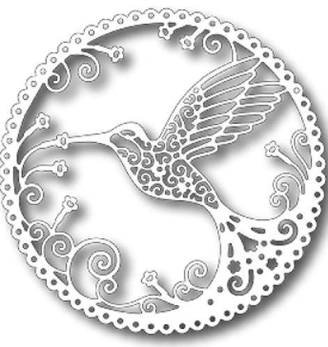 Tutti Designs - Hummingbird Scene Die
