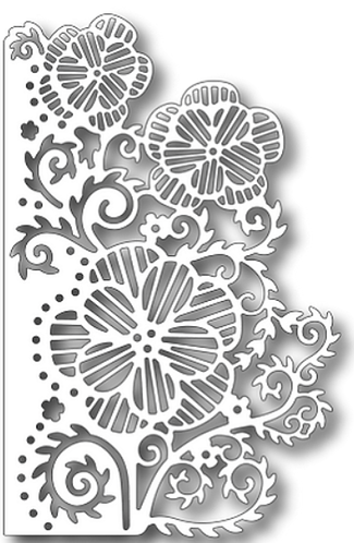Tutti Designs - Triple Flower Edge Die