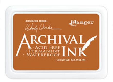 Archival Ink™ Pad Orange Blossom - AID38986 WV
