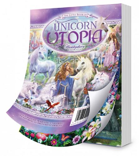 HunkyDory The Little Book of Unicorn Utopia